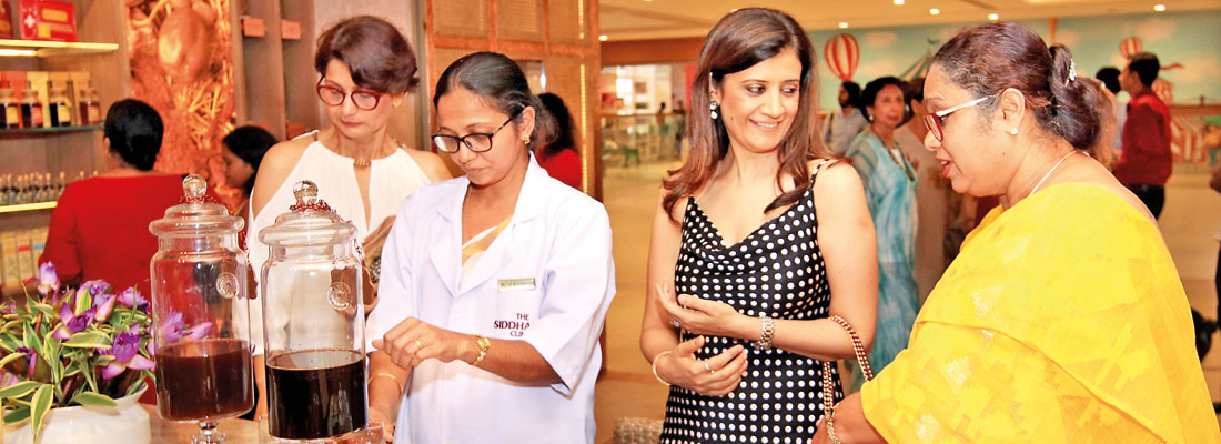 Siddhalepa Clinic at One Galle Face Mall