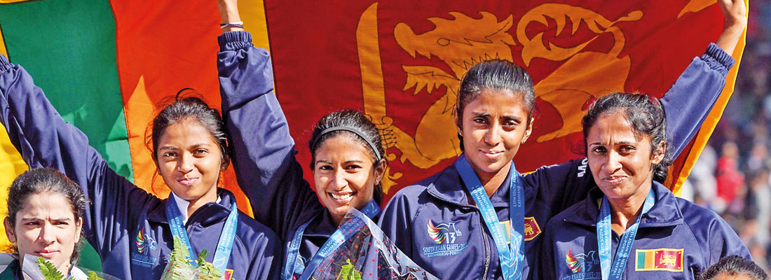 Sri Lanka bows out of SAG with Gold Medals and Dengue Cases!