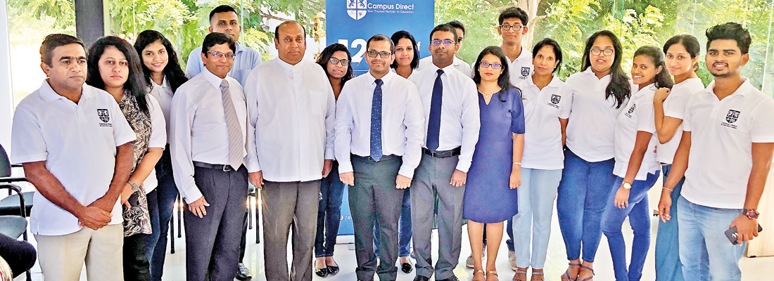 Campus Direct opens its Second branch in Kandy