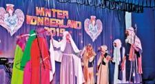 Winter Wonderland at Richmond College