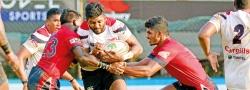Kandy SC survive  CR fightback