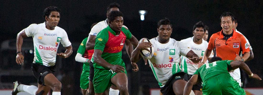 Lanka's lost try