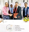 MoU with public health foundation of India