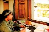 A villa, a fictional place and a socio-political commentary on Sri Lanka