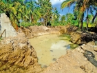 Illegal sand miners wreak havoc while govt ponders new permit