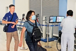 Virus scanners come to airport