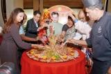 Prosperity Toss heralds Year of the Rat at Hilton