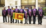 BOC-sponsored Sri Lankan students, excel at International Junior Science Olympiad