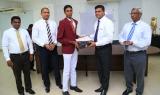 SLC distributes 8000  cricket balls to schools