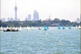 Sailing Nationals 2019 successfully held at Crow Island Sea Front
