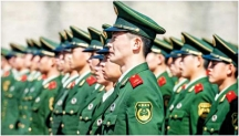 China ranked world's second largest arms producer trailing behind US