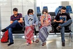 Coronavirus hits travel industry