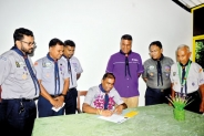 Amil Abeysundara appointed to lead Colombo District Scout Division