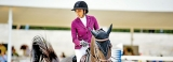 Showjumper Mathilda continues prep for Olympics unfazed by FEI ruling