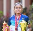 Victorian shuttler emerges Open Women's Singles champion