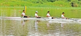Rowing ends