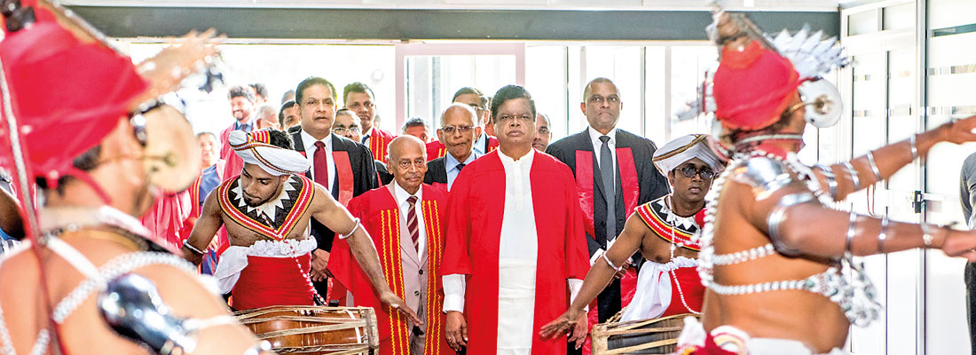 The Inauguration Ceremony of Class of 2024 at SLTC held in grandscale