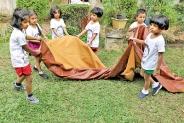 'Beavers Camp' at Little Angels AMI Montessori