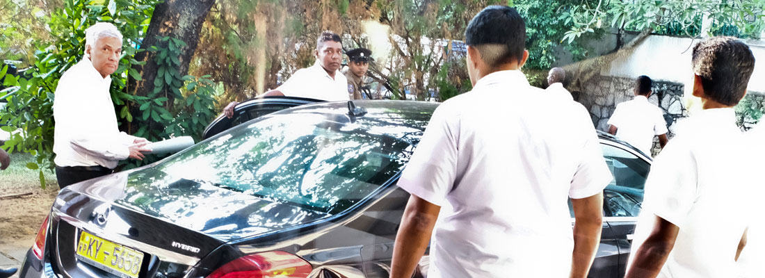 Sajith walks away from UNP; Grand Old Party splits up
