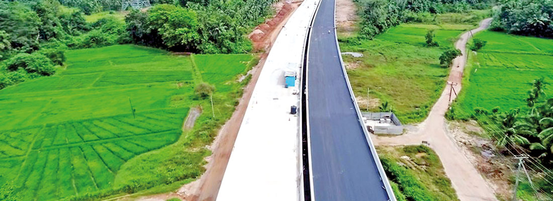 Govt. cash-strapped: Major projects hobble along