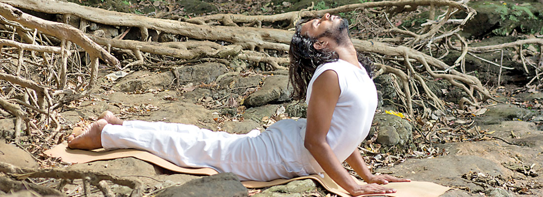 Yoga as a path to wholeness