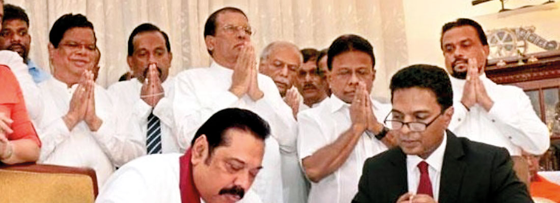 UNP urges polls chief to act against SJB politico's threat to attack party supporters