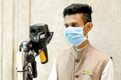 COVID-19 outbreak shocks Sri Lanka's economy