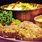 Veggie Burger Pattie - flavoured with spices