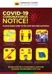 Tips from NCHS on Staying safe as Global coronavirus cases exceed two million