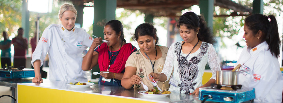 Supreme Chef Returns with a Brand New Season to Showcase Culinary Arts and Cooking Skills of Sri Lanka
