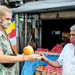 Nico Poknifco from Germany: Lucky to be in Sri Lanka