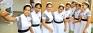 Nurses draw on family strength in wrestling virus