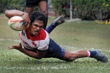 When Kandy rugby legend Fazil Marija signed off with a hat-trick