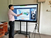 Teachers turn to technology for education