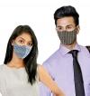 Designer facemasks from Signature brand