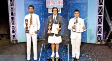 'Brain Busters with SLIIT –Season 2' TV Programme crown overall winners at Grand Finale