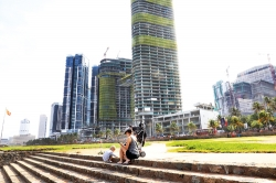 Normal activities resume in Colombo