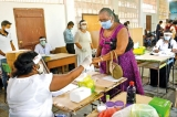 Polls under pandemic rules