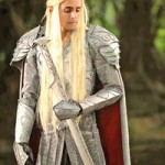 The starting point : As Lord Thranduil from 'Lord of the Rings'