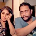 Samanalee Fonseka and Indrachapa Liyanage in 'Beer without Alcohol'