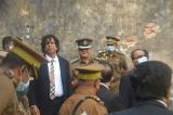 AG on prison inspection tour