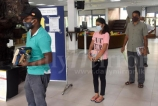 Colombo Public Library temporarily reopens after COVID break