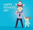 What does Father's Day celebrate?
