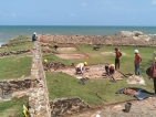 Fortifying Galle Fort