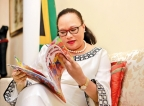 An envoy's quest to regain dignity  for Lanka's African community