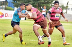 Peiris wants to make Havelocks number one 'family' rugby club