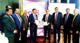 CIPM and Horizon Campus sign historical Memorandum of Understanding (MOU)