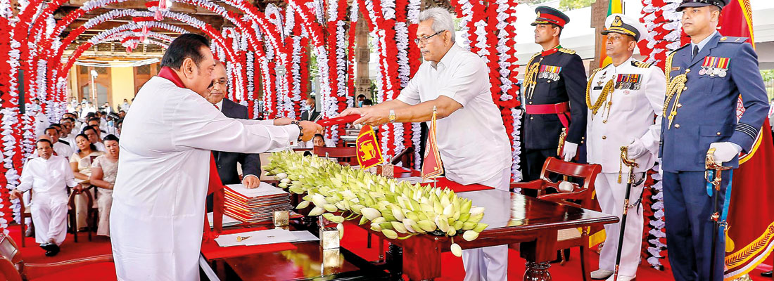 Will Rajapaksas' third coming give national reconciliation a chance?