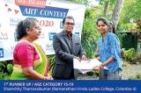 Mod'Art International cordially crowns winners of the all-island art contest