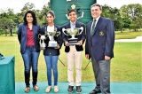 Young ones steal limelight at RCGC Club Championship